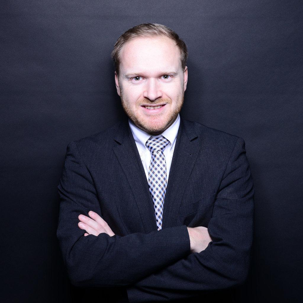 Profilfoto Dr.-Ing. René Huppertz