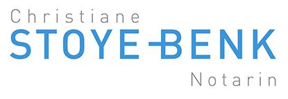 Logo Notariat Stoye-Benk